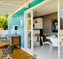Container residencial
